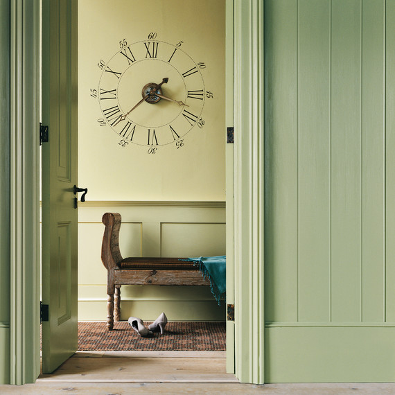 12 Brilliant Ways to Decorate a Blank Wall | Martha Stewart