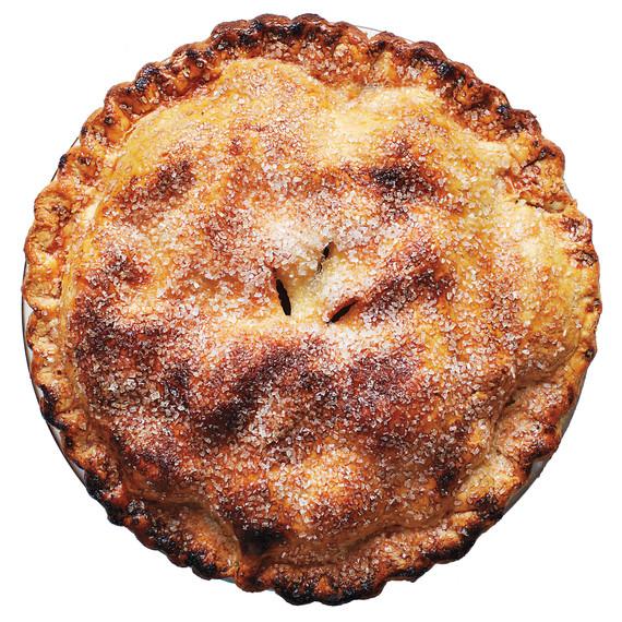 Martha's Brown-Butter Apple Pie