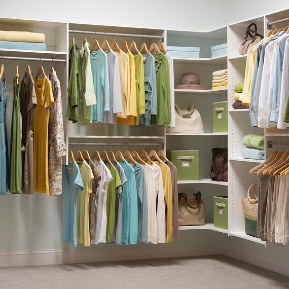 5 Closet Organization Tips That Ll Make Getting Dressed More Fun