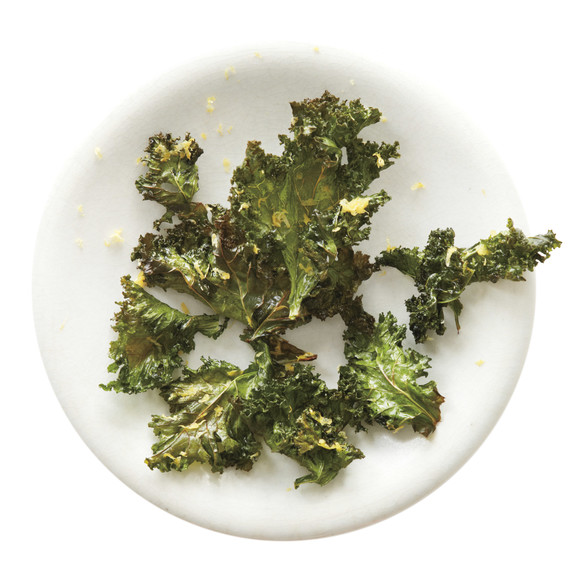 How to Make Kale Chips (Better)