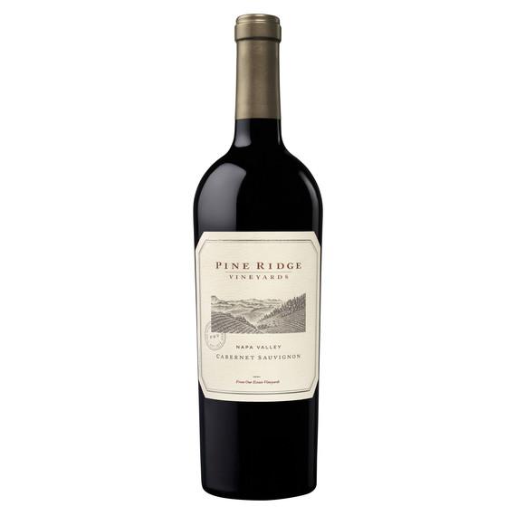 pine ridge cabernet wine