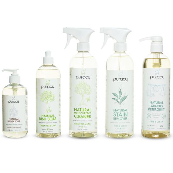 puracy cleaners