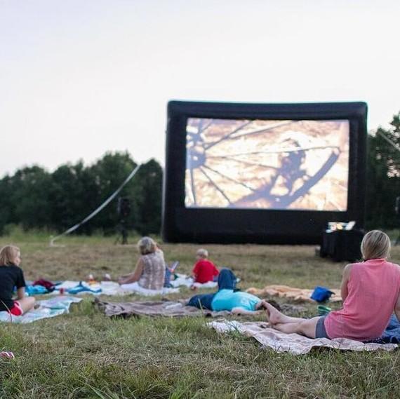 serenbe movie night