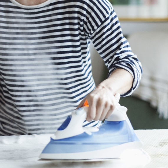 How to Iron a Raised Duvet or Bedspread