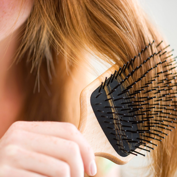 The Answer to Conquering Frizzy Hair Is Surprisingly Simple