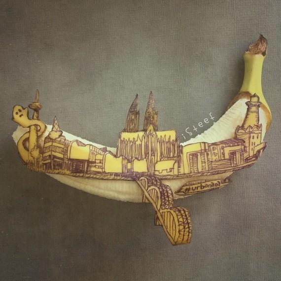 banana-art-cityscape-0617