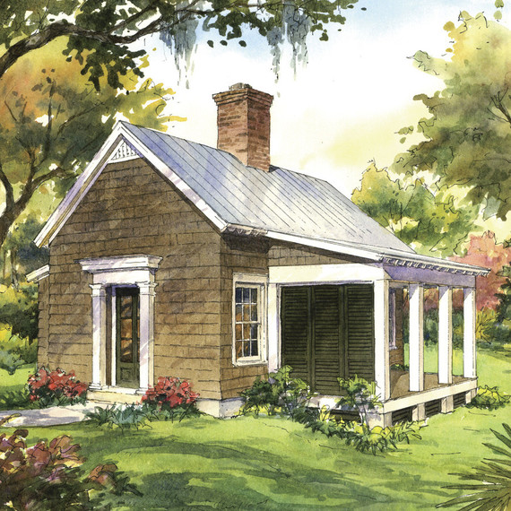 The Itsy-Bitsy Cottage That Can Be Built Anywhere