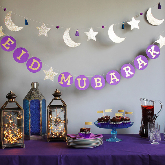 Beautiful Eid Party Eid Al-Fitr Decorations - eid-crescent-star-garland_sq  Gallery_727069 .jpg?itok\u003dEY66XfQ4