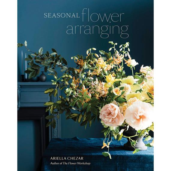 seasonal flower arranging book cover