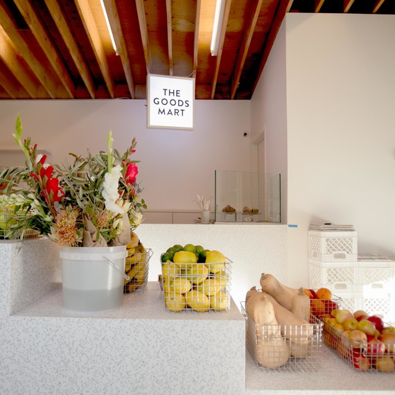 the goods mart interior
