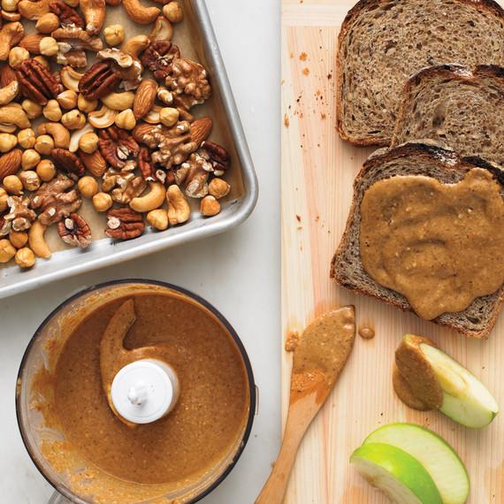 nuts spread