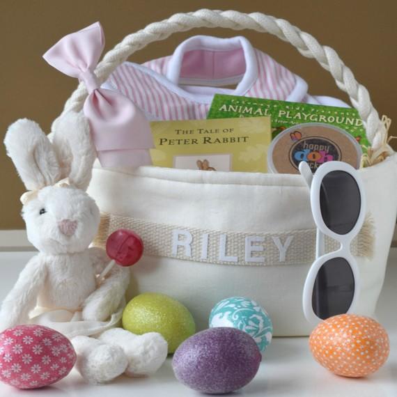Modern Easter Basket