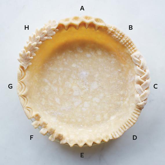 Pie Crust Upgrades
