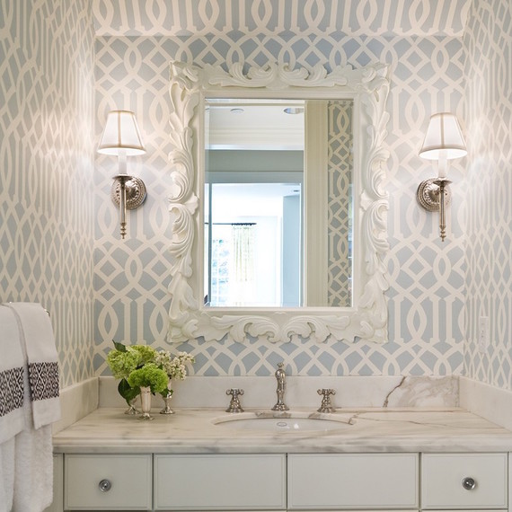 Easy, Budget Mini Bathroom Makeovers | Martha Stewart