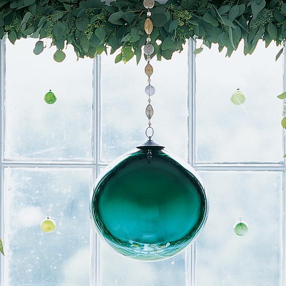 The History Of Antique Kugel Christmas Ornaments Martha Stewart