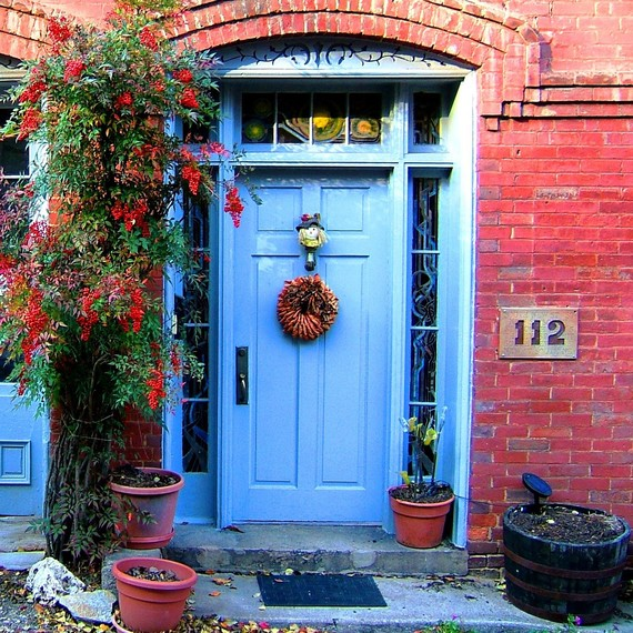 blue-doors-brick-wall-0515