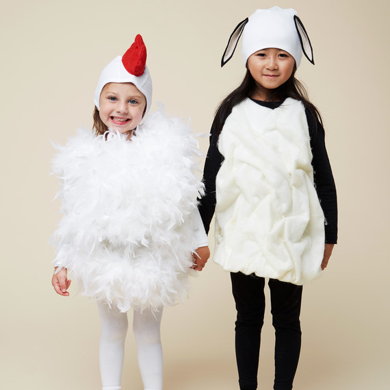 Friend Group Halloween Costumes Kids.This Funny Farm Animal Group Costume Idea Is Perfect For