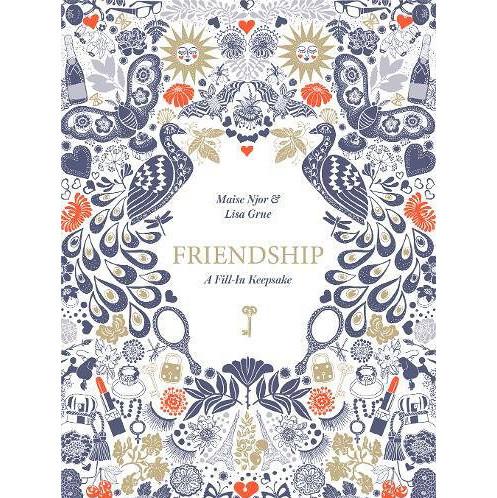 friendship fill in book