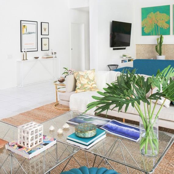Kelly Oxford's Los Angeles Home Designed by Homepolish