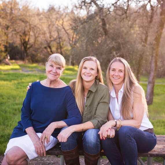 three women of lail vineyards