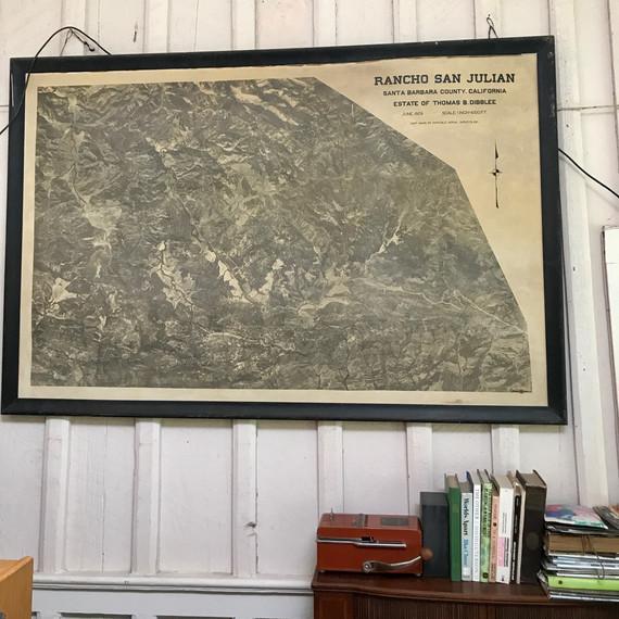 rancho san julian map