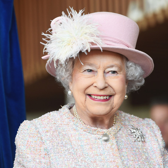 Queen Elizabeth Will Have Even More Reason to Celebrate Easter This Year
