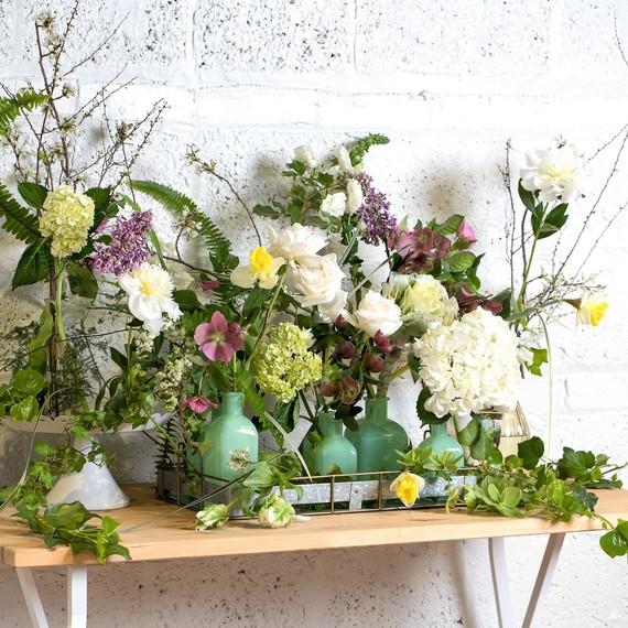 royal wedding table