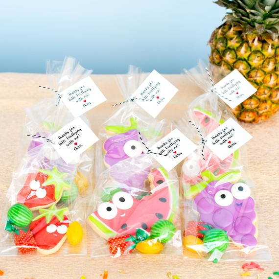 fruit party favors