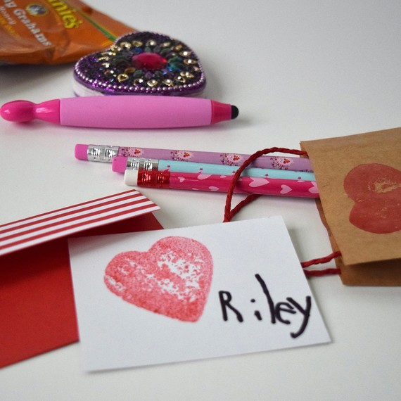 Everything You Need To Host A Valentines Day Crafternoon