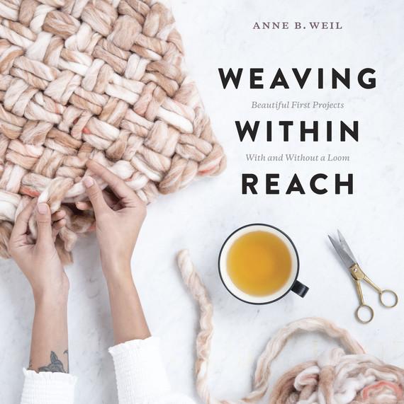 Anne Weil's weaving book