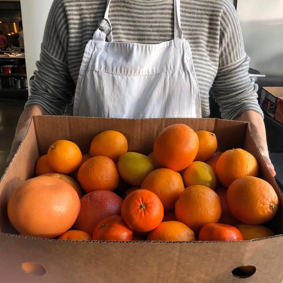 assorted box citrus