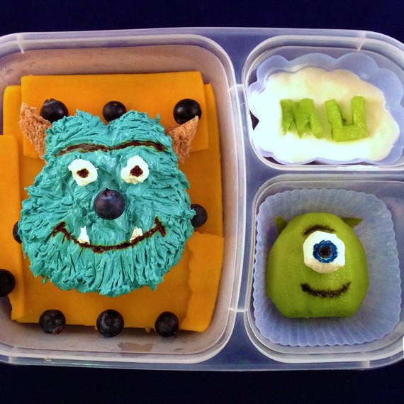 Monsters Inc. lunch