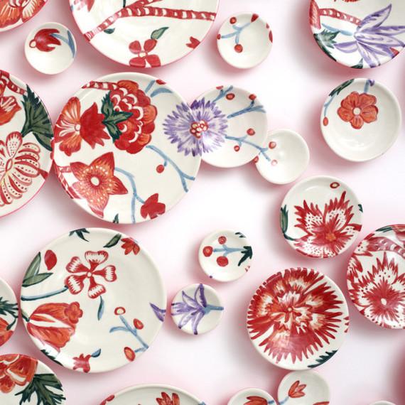 "Molly Hatch ceramics ""Recite"""