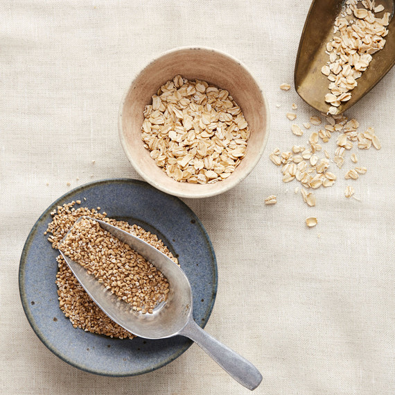 The Lowdown on Oats: Quick Cook vs. Rolled vs. Steel Cut