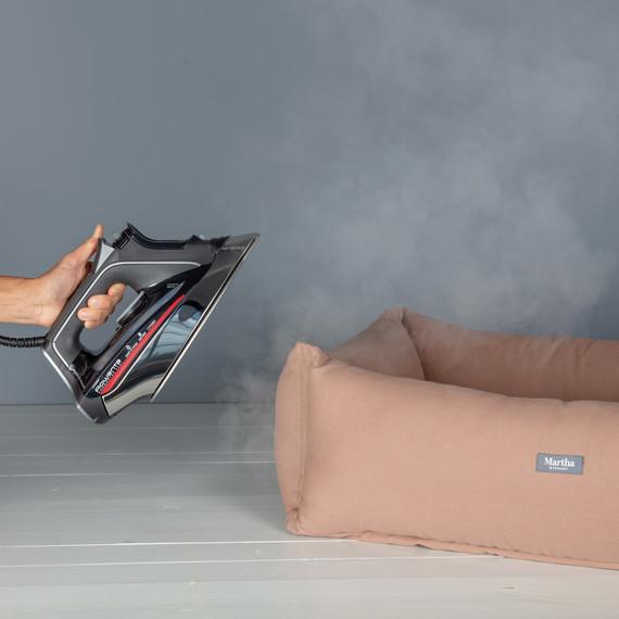 steam pet bed