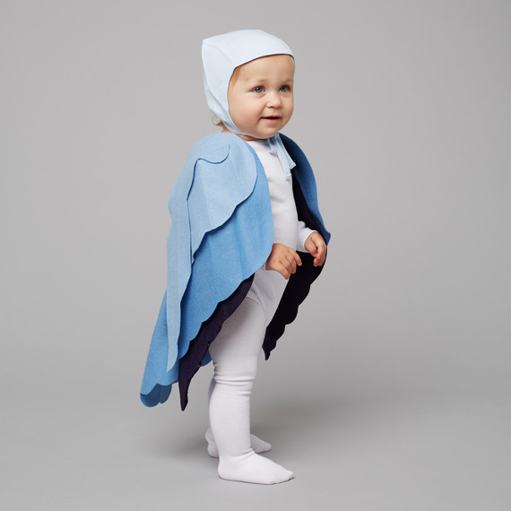 bluebird baby halloween costume