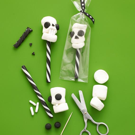 Halloween Skull Pops