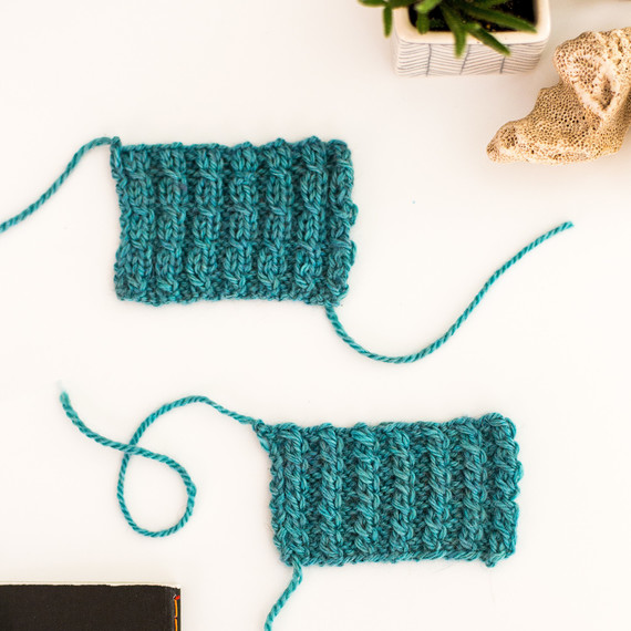 Add A Fun Twist To Your Knitting With Mock Cable Ribbing Martha