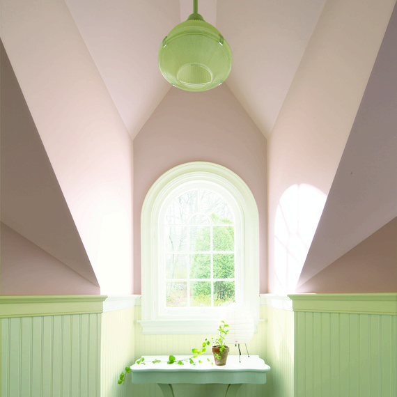 What To Know About Painted Ceilings Martha Stewart