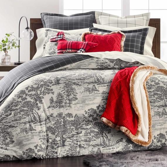 prep the guest bedroom macys bed