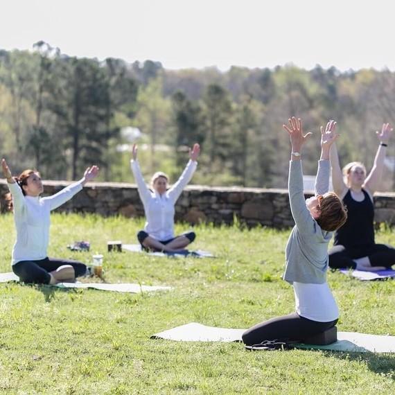 serenbe wellness outdoors