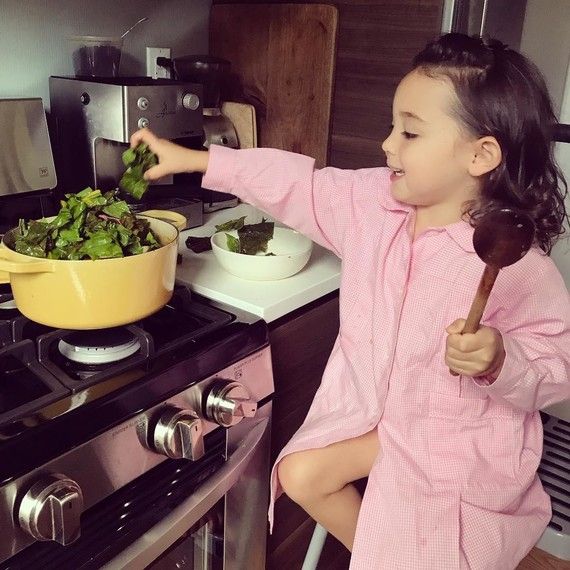 Four Tried-and-True Tips for Cooking with Kids