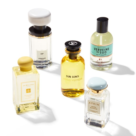 Our Favorite Seasonal Fragrances for Summer