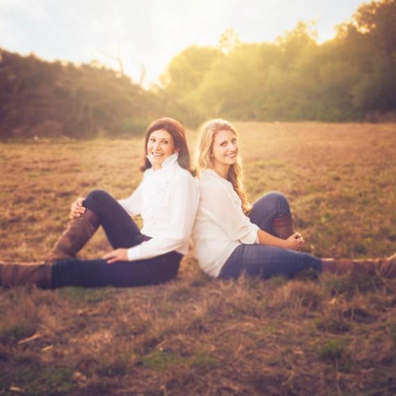 women of trombetta family wines