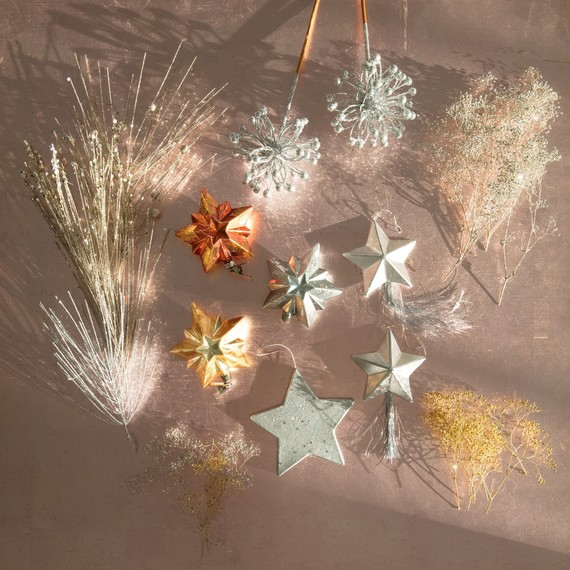 Celestial Christmas Tree ornaments
