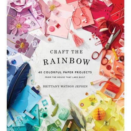 craft the rainbow book