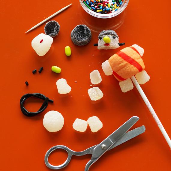 cupcake topper tools
