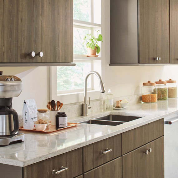 Kitchen Cabinets Prices Home Depot: These Martha-Approved Cabinets Will Make Your Kitchen More