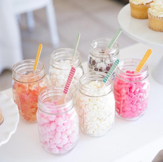ice cream sundae bar toppings