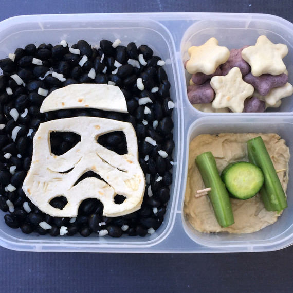 stormtrooper lunch